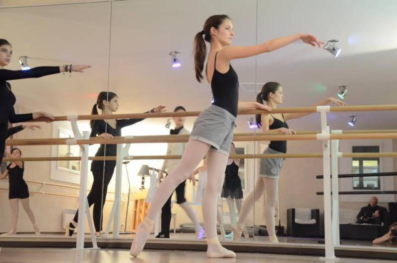 Danse classique Aix 14/18 ans